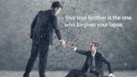 Characteristics of a true brother