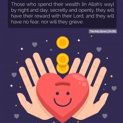Charity and its Reward
